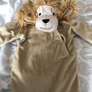 PBkids lion costume 0-6mos